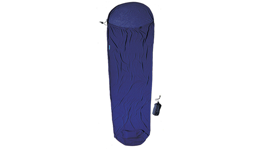 Cocoon MummyLiner - Sacos de dormir - CoolMax azul